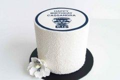 Footy Cake