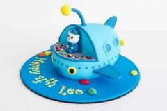 Underwater Animal Cake