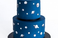 Space Themed Two-Tier