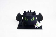 Little Dragon Cake