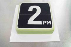 435 - 2pm Corporate Cake
