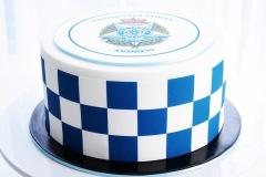 434 - Graduation Cake