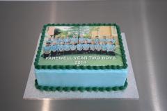 431 - School Leavers Cake