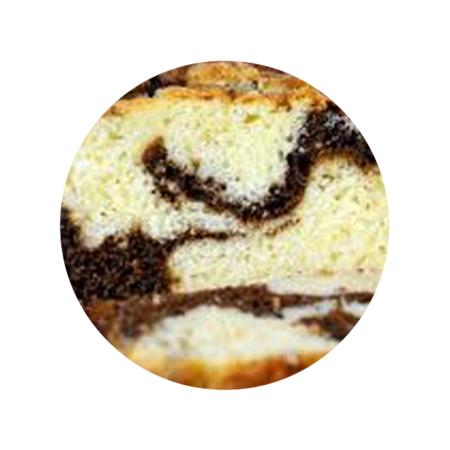 Coffee Swirl Butter Cake