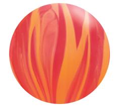 Red Orange Agate