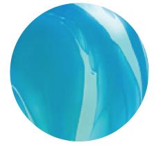 Blue Rainbow Agate