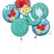 Ariel Dream Big balloons