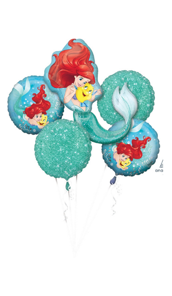 Ariel Dream Big balloons